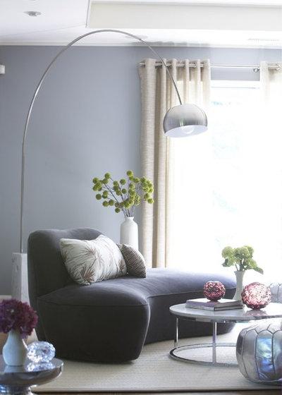 Современный Спальня by Rachel Reider Interiors