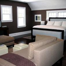 Contemporary Bedroom by Raymond Interiors