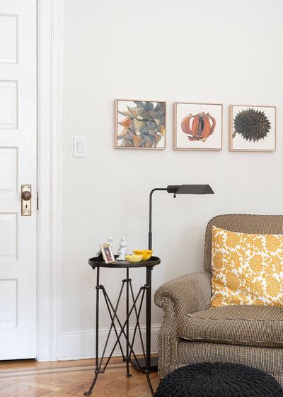 Bedroom by Julia Mack Design, LLC