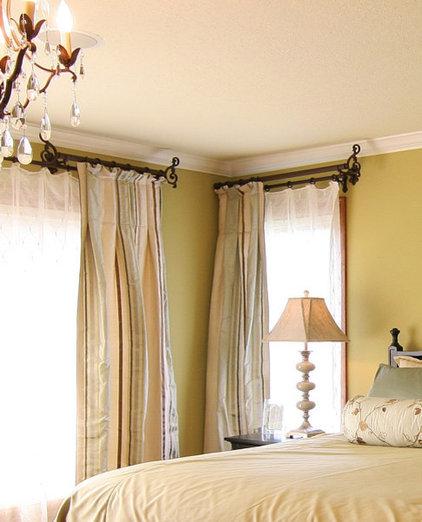 Traditional Bedroom by Amber Ranzau - haut haus, inc.