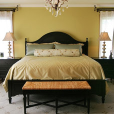 Traditional Bedroom Master Bedroom Redesign