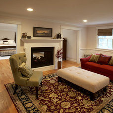 Traditional Bedroom by Harvey Remodeling LLC