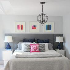 Contemporary Bedroom Master Bedroom Remodel