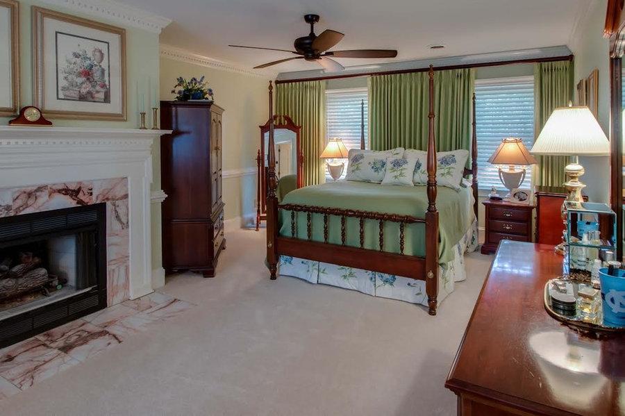 Master Bedroom Remodel in Mooresville, NC