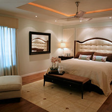 Contemporary Bedroom by Eklectic Interiors
