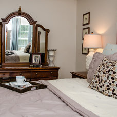 Traditional Bedroom by Dwell by Cheryl Interiors