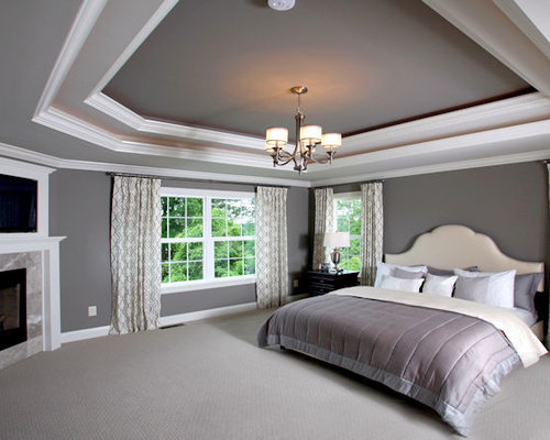 Tray Ceilings Paint Home Design Ideas Pictures Remodel And Decor