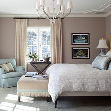 Traditional Bedroom by Robbins Weiner Design