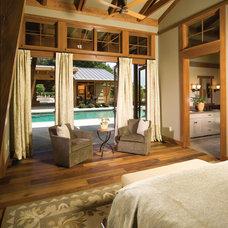 Contemporary Bedroom by Saint Dizier Design