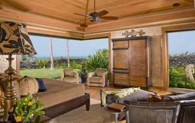 Houzz Tour: Say Aloha to Tropical Beachside Splendor