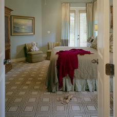 Contemporary Bedroom by Schroeder