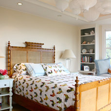 Eclectic Bedroom by Shannon Malone
