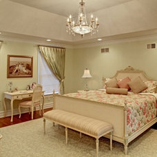 Traditional Bedroom by Sheila Rich Interiors, LLC