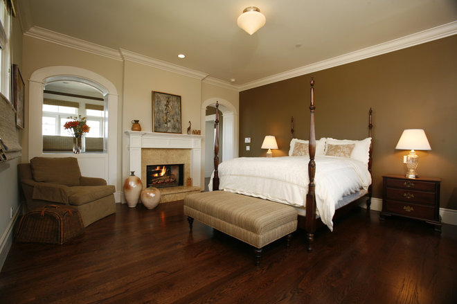 traditional bedroom by Shigetomi Pratt Architects, Inc.