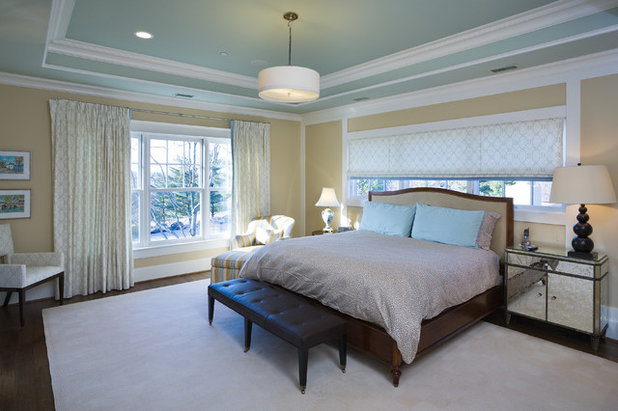 contemporary bedroom by sroka design inc