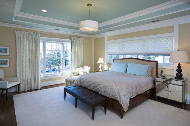 A Dozen Ways To Dress Up Your Tray Ceiling