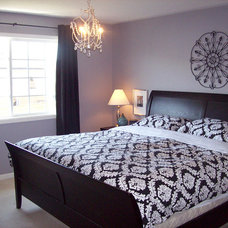 Traditional Bedroom by Stephanie O'Leary, Style By Stephanie