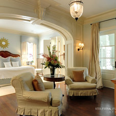 Traditional Bedroom by Stephen Fuller Designs
