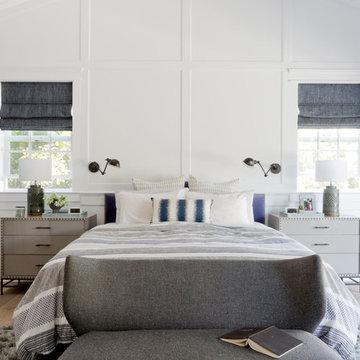 Master Bedroom- Studio City, California