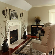 Traditional Bedroom by Sharon's Interior Images