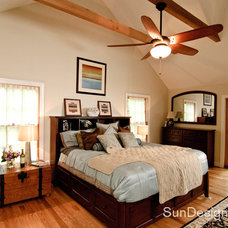 Traditional Bedroom by Sun Design Remodeling Specialists, Inc.