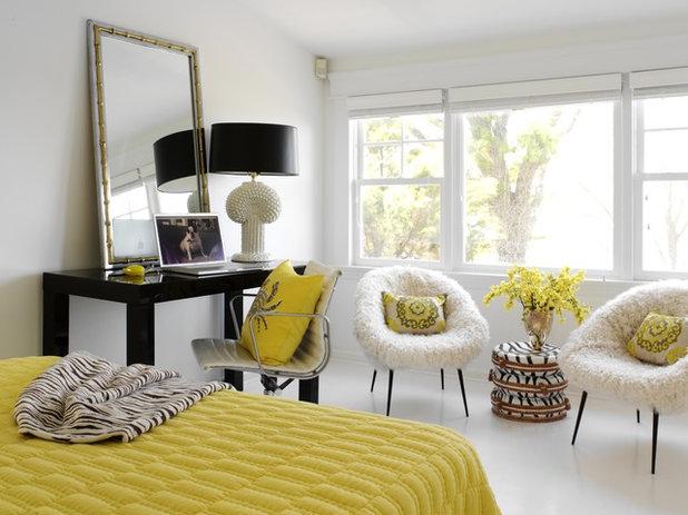 Coppia colore bianco puro e giallo limone