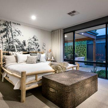 Master Bedroom,-The Abingdon Retreat