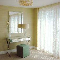 Eclectic Bedroom by The Couture Rooms
