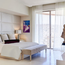 Contemporary Bedroom by Palm Design Group