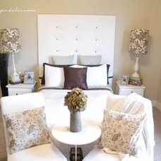 Modern Bedroom by Thrifty and Chic