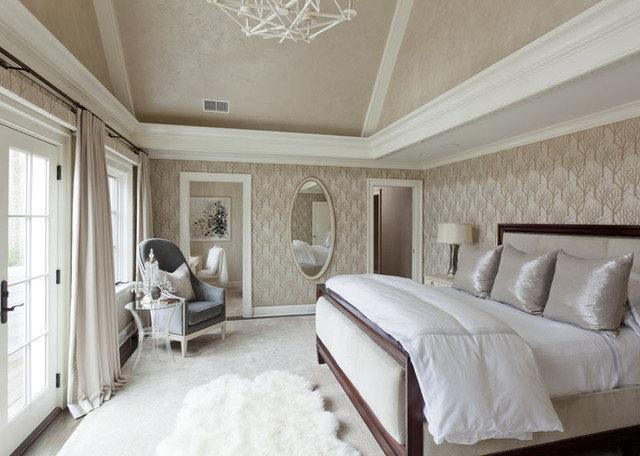 Traditional Bedroom by Tiffany Eastman Interiors, LLC