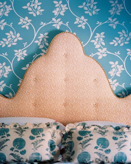 Eclectic Bedroom by TILTON FENWICK