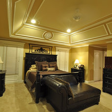 Traditional Bedroom by Home Trimwork