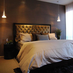 modern bedroom by twenty7 design