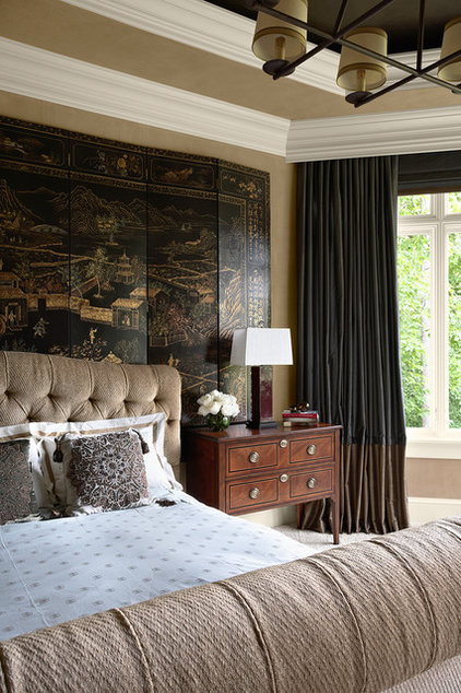 Traditional Bedroom by Twist Interior Design