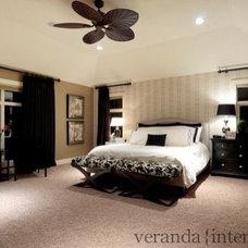 Bedroom by Veranda Estate Homes & Interiors