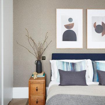 MASTER BEDROOM | Vintage Bedside Cabinets