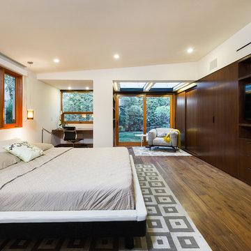 Master Bedroom - West View