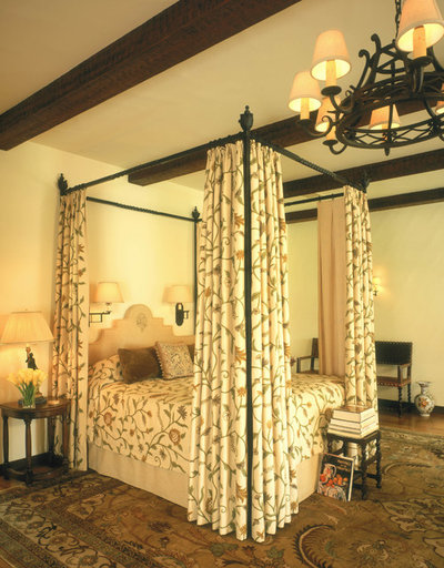 Traditional Bedroom by White Webb