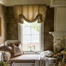 Traditional Bedroom by Linly Designs