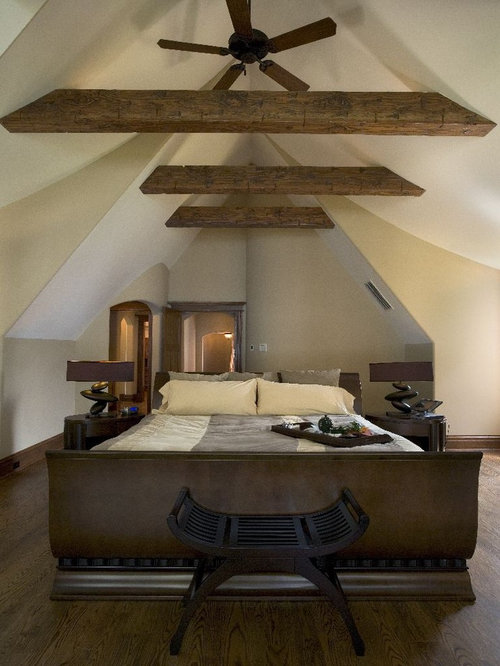 Attic Beams Home Design Ideas Pictures Remodel And Decor