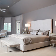 Contemporary Bedroom by Interior Enhancement Group, Inc.