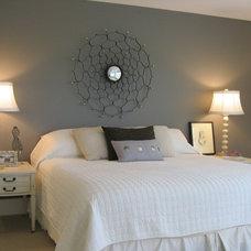 Eclectic Bedroom by studio m  |  design
