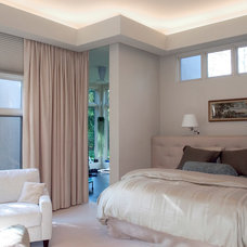 Contemporary Bedroom by Orren Pickell Building Group