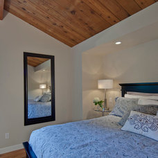 Transitional Bedroom by My House Design Build Team
