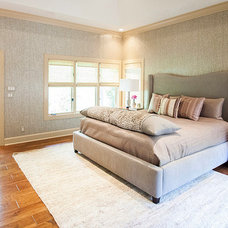 Contemporary Bedroom by Lucy and Company