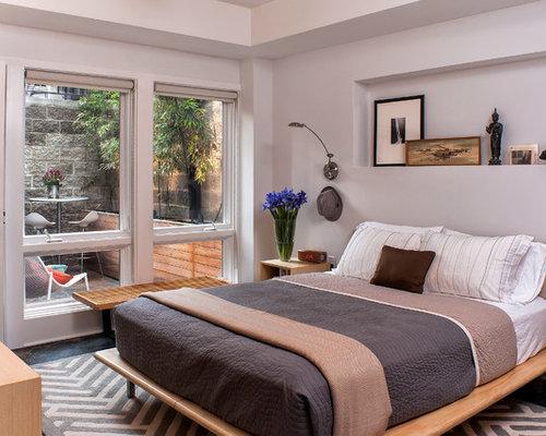 Bedroom niche houzz for Examples of bedroom designs