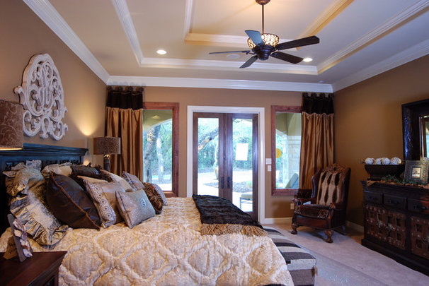 Traditional Bedroom by Campbell Brown Construction