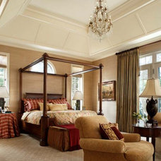 Traditional Bedroom by Christian Tennant Custom Homes