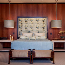 Contemporary Bedroom by GDC Construction